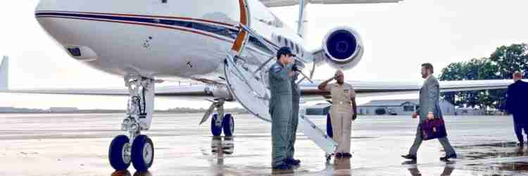 Government Private Jet Charters