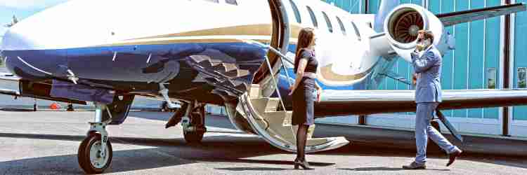 On Demand Jet Charters