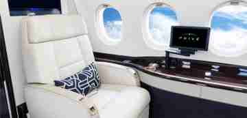 On Demand Jet Charter Aircraft Options