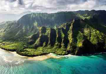 Jet Charter from Los Angeles, California to Hawaii